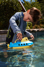 Green Toys Submarine explores the depths to save the earth