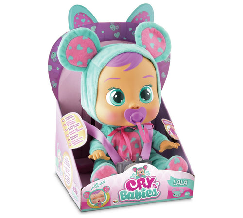 Cry baby Lala - Packaging