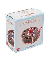 Le Toy Van's Choclate Gateau packaging