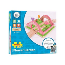 BIgjigs Flower Garden packaging