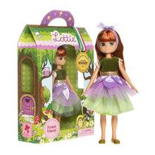 Forest Friend Lottie Doll and packaging