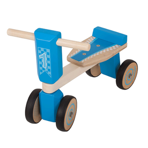 Bigjigs Blue Trike