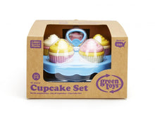 Green Toys Cupcakes set packaging
