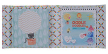 Tiger Tribe's Oodle Doodles - Shapes storage