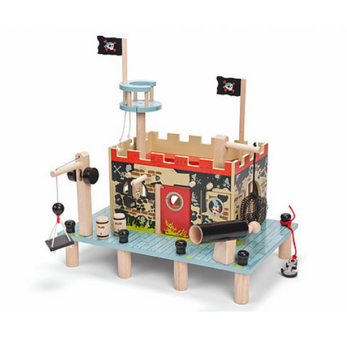 Le Toy van's Buccaneer's Pirate Fort