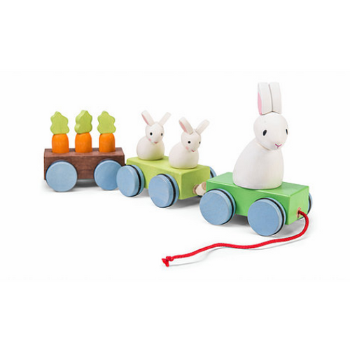 Le Toy Van's Petilou Bunny Train