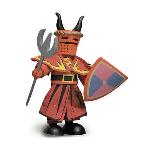 Le Toy Van's Budkins Red Knight