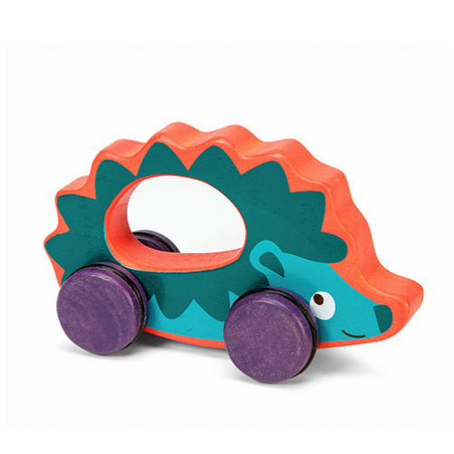 Le Toy Van's Petilou Harrison Hedgehog on Wheels