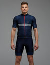 The pedla mens Adventure Jersey | Navy