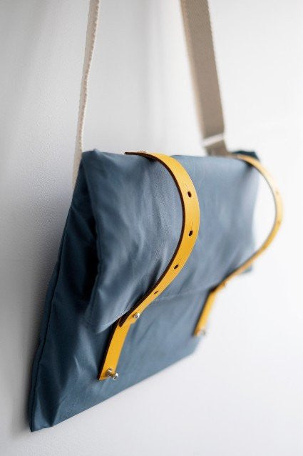 Vel-Oh Bags - Nip Out Musette | Sunshine