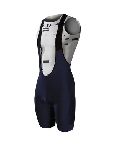 Pedal Cycling Bibs & Shorts - Long Haul G1 Bib | Navy