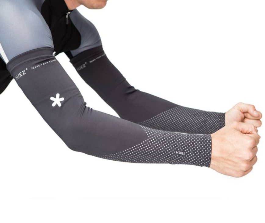 HUEZ starman arm warmers