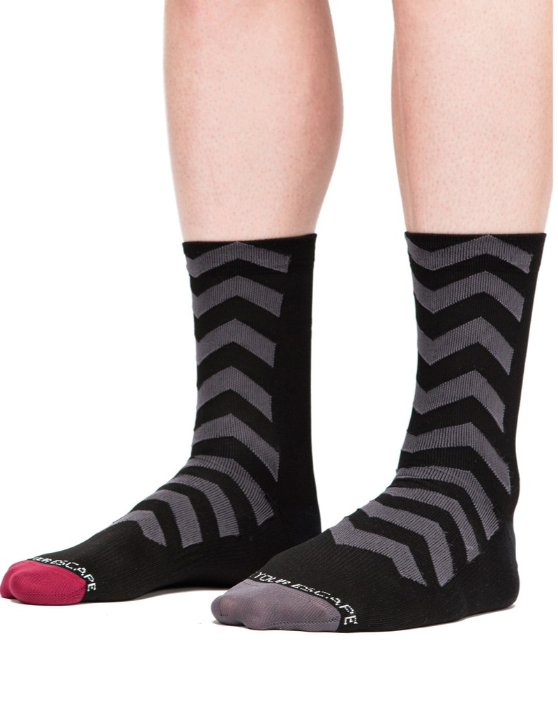 Starman Socks | Black