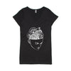 Women's Shirt Bike Head