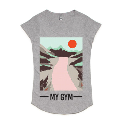 Women's Shirt My Gym