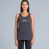 Women's Singlet Heartbeat