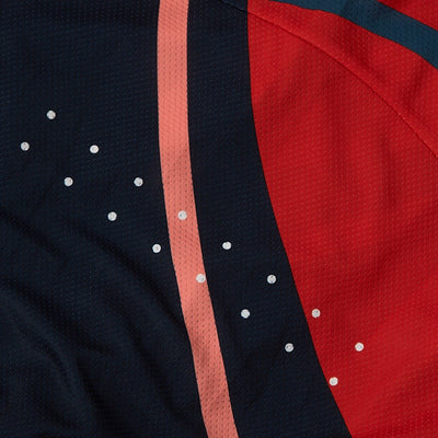 Linear Jersey | Red
