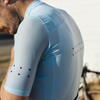 LunaAIR Core Dot Jersey | Pastel Blue