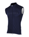Pedla Mens Cycling Gilets & Jackets - Core Gilet | Navy