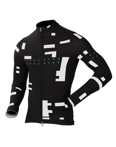 Pedal Cycling Jerseys - Chill Block Jacket | Local United Black