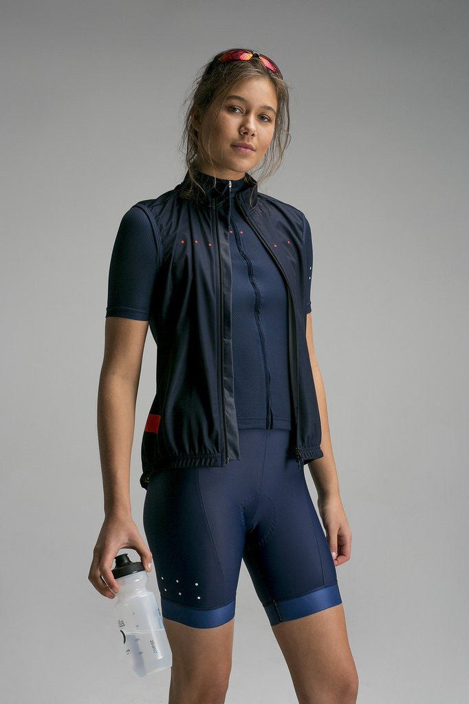 Pedal Cycling Jerseys - Core DOT Jersey | Navy
