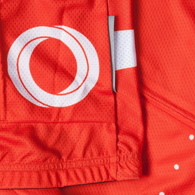 Pedal Cycling Jerseys - Core DOT Jersey | Orange