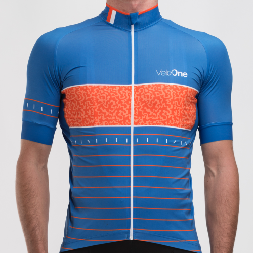 ae4754532 VeloOne Men s Cycling Fluid Jersey