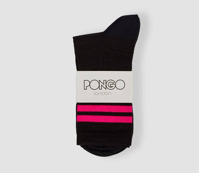 Pongo Cycling Socks - Merino | Pink
