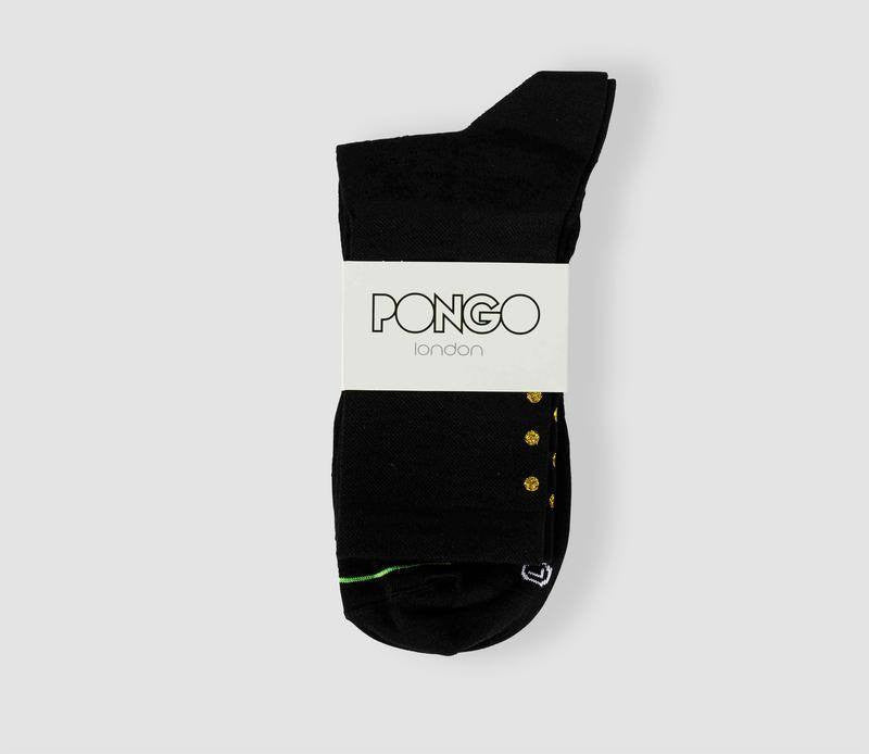 Pongo Cycling Socks - Merino | Reflective