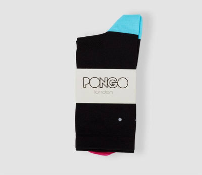 Pongo Cycling Socks - Pro Classic | Black