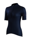 Women's Aero Loops Cycling Jersey | Navy
