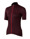womens pedla Adventure Jersey | Plum
