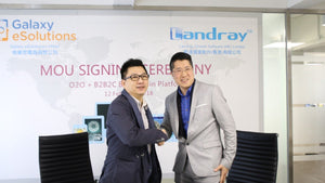 GES Signed MOU Agreement with Landray, Listed in China, on Strategic Investment and Development