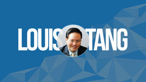 Louis Tang — ex-Group Finance Director at Noble Group (Fortune 250 company) Joins Us