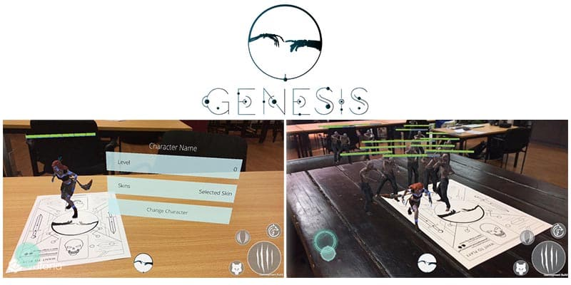augmented reality apps genesis augmented reality iphone