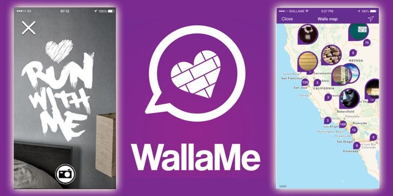 augmented reality apps wallame iphone