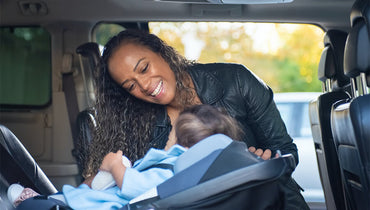 7 Tips to Keep Baby Warm in a Car Seat