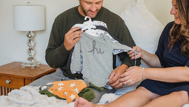 What You Need and When to Start Buying Baby Clothes