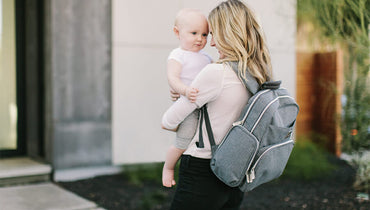 Baby Diaper Bags: An Essential Item for Newborns
