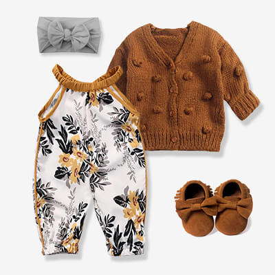 Fashion boutique clothing A Day to Remember Lettering Baby Onesies