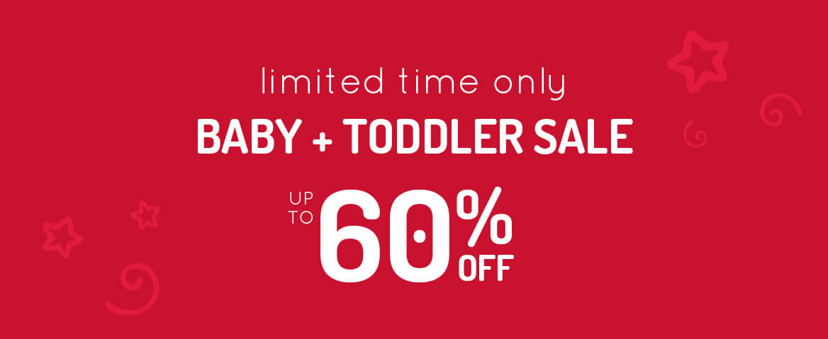 The Trendy Toddlers Sale