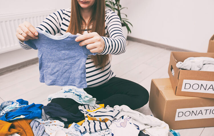 baby clothes donation