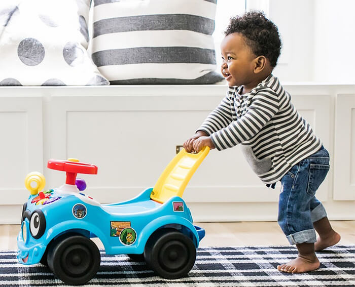 Push Ride-on Toy for Infant