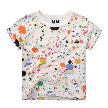 Splatter Tee - The Trendy Toddlers