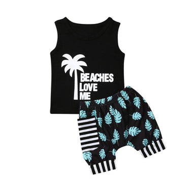 Beaches Love Me Set - The Trendy Toddlers
