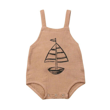 Sailboat Romper