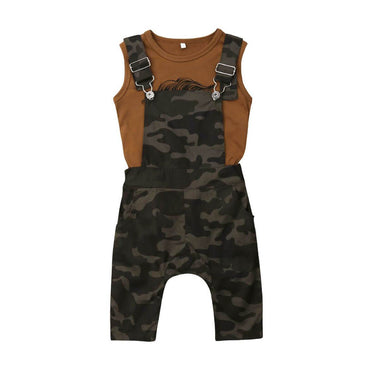 Military Hipster Set - The Trendy Toddlers