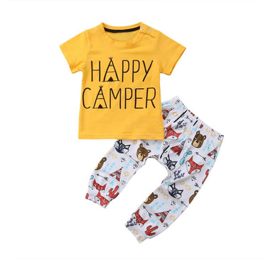 Happy Camper Set - The Trendy Toddlers