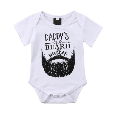 Little Beard Puller Bodysuit - The Trendy Toddlers