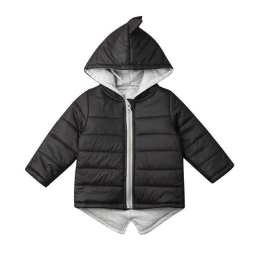 Dino Zipper Jacket - The Trendy Toddlers